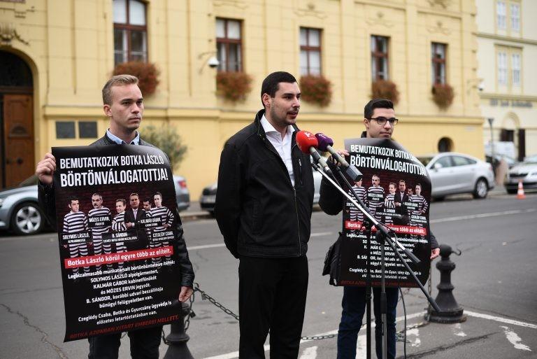 Bemutatkozik Botka László börtönválogatottja címmel indít kampányt a szegedi Fidelitas