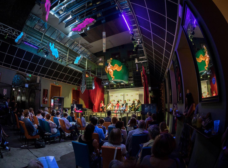 CAFe Budapest: koncerttel és kiállítással rajtolt el a fesztivál