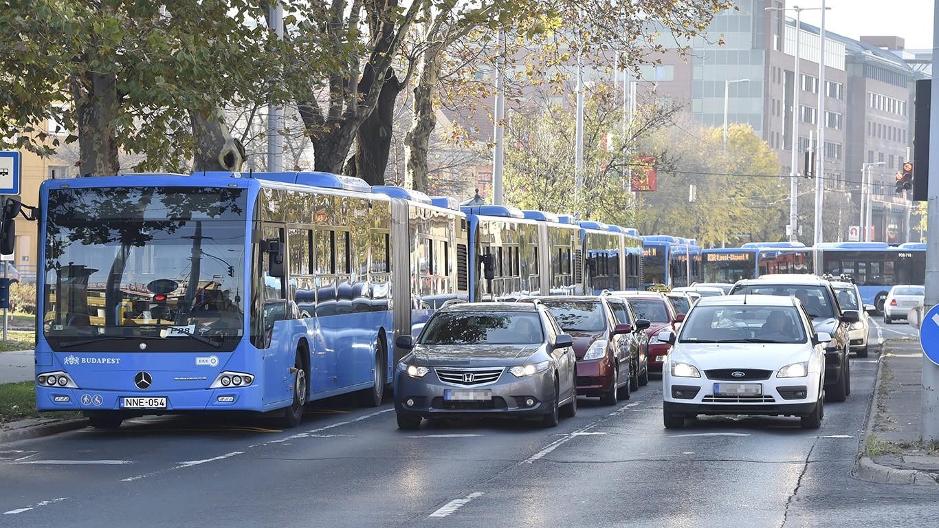 Senki nem fogja elhinni: Európa egyik leginkább dugómentes városa Budapest!