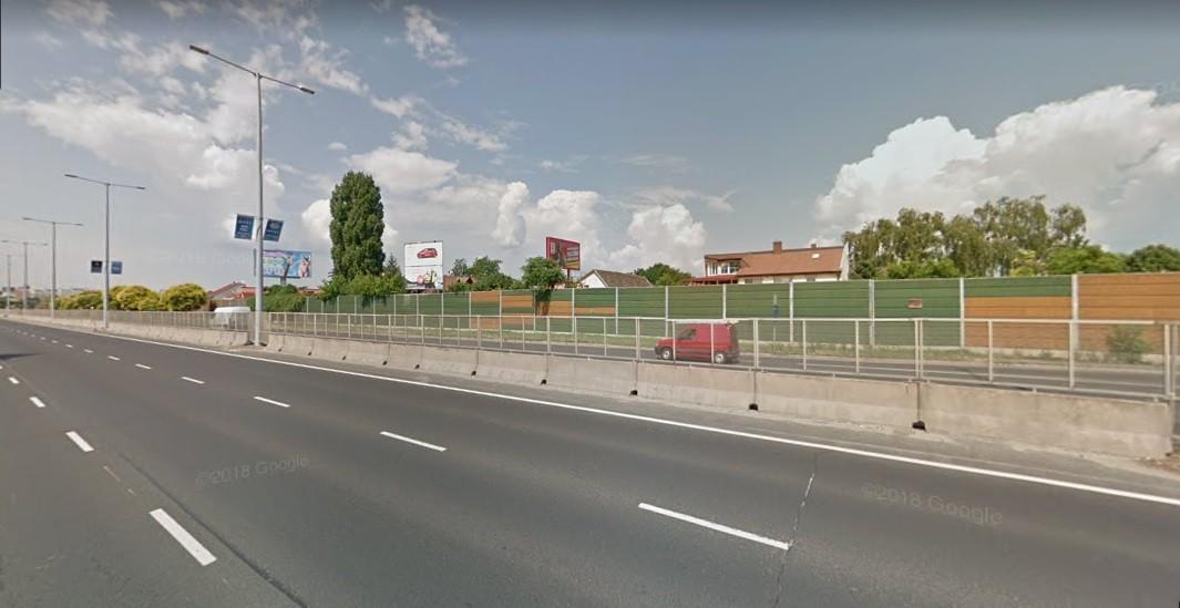 Meghosszabbítják az M3-as autópálya zajvédő falát Rákospalotán