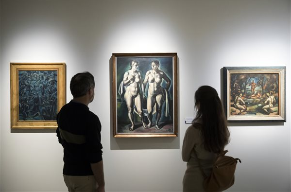 Kivételes jelentőségű festménnyel nyílt meg újra Szentendre múzeuma