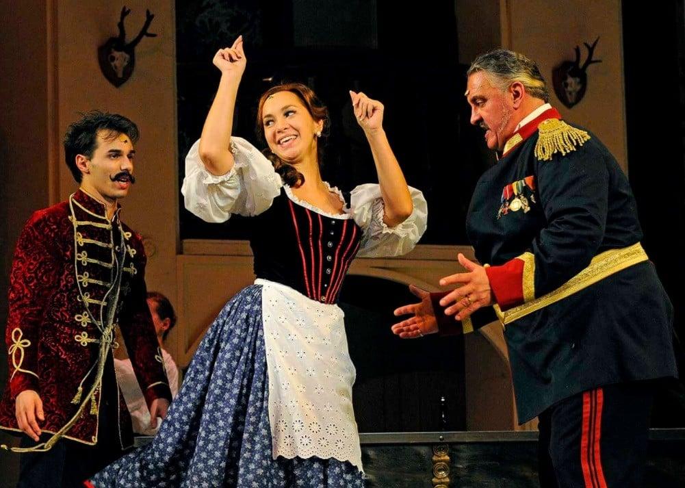 Meghirdették a XI. Nemzetközi Lehár Ferenc Operett Énekversenyt