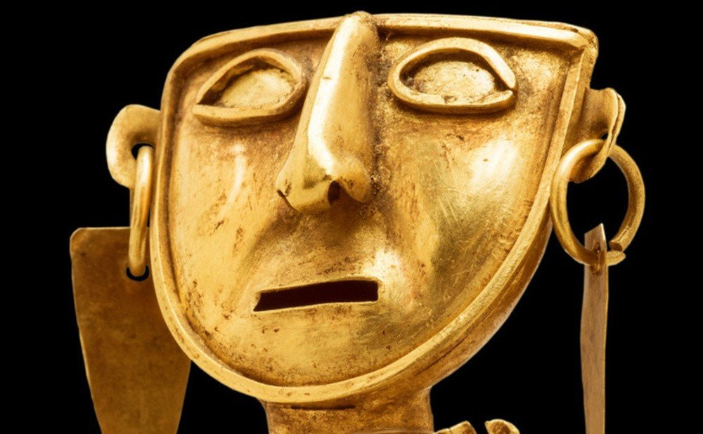 Budapestre érkezik az inkák aranya