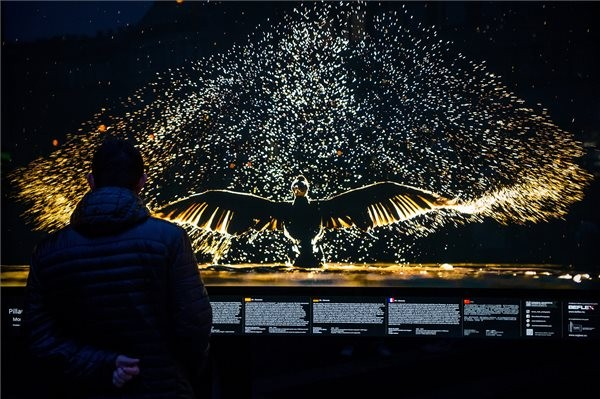A világ egyik legismertebb magyarjának nyílt kiállítása Budapesten