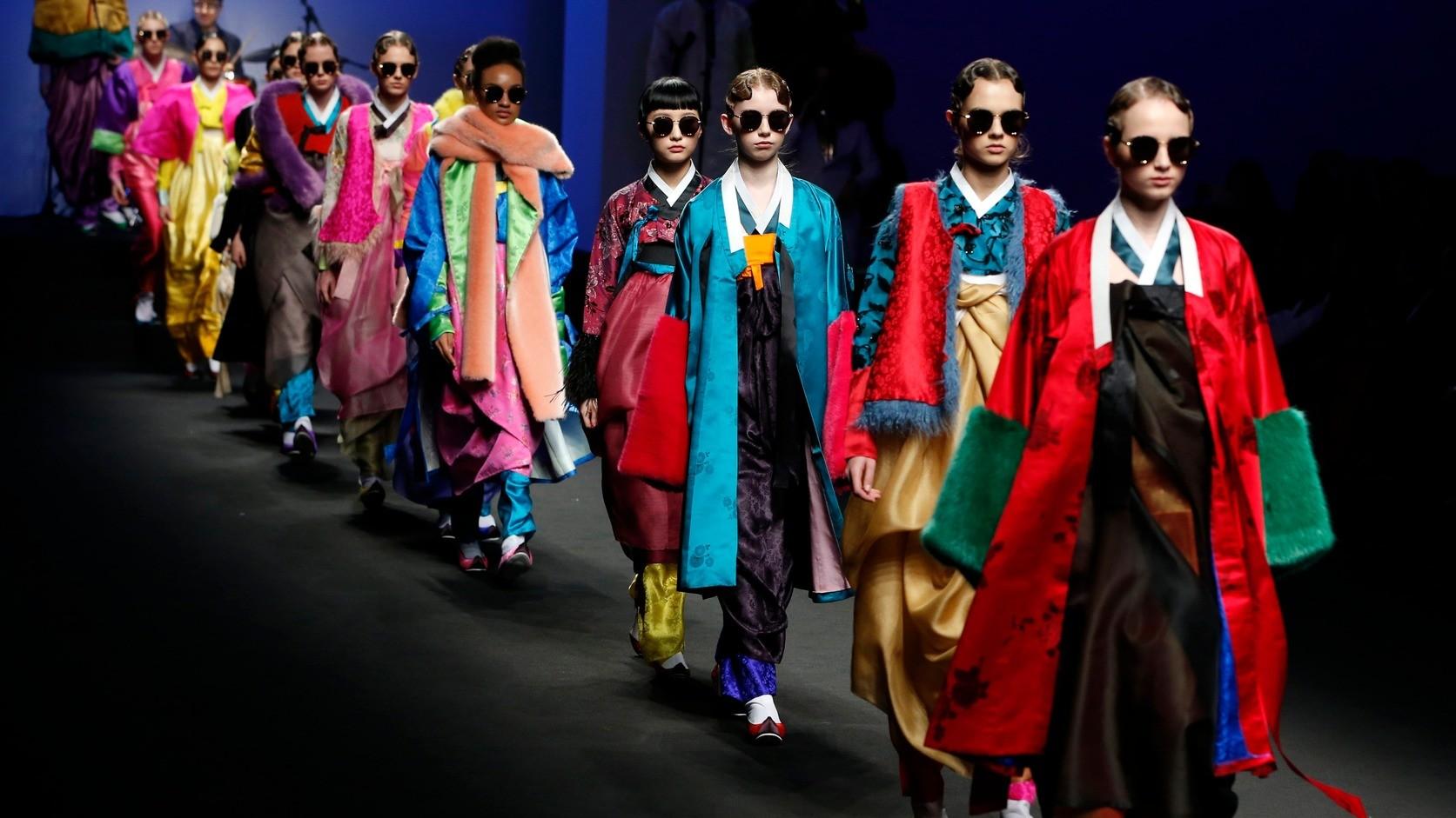 Divatkiállításon mutatják be Koreát Budapesten