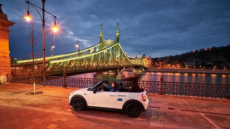 Áprilisban elrajtol a budapesti autómegosztó szolgáltatás