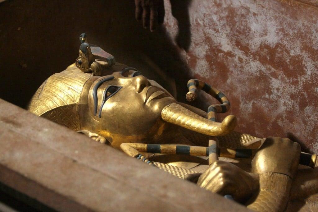 Az egyik legősibb fáraó sírjára bukkantak Szakkarában