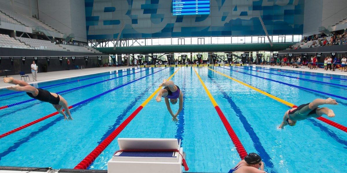 A legnagyobb magyar úszók ugranak vízbe hétvégén a Duna Arénában