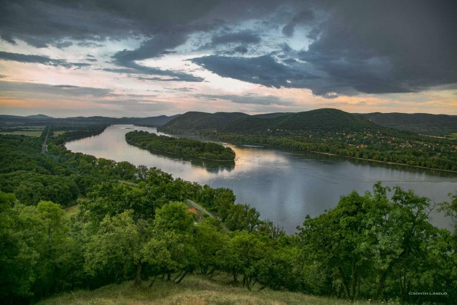 Vízitúrákkal fedezhető fel a Dunakanyar