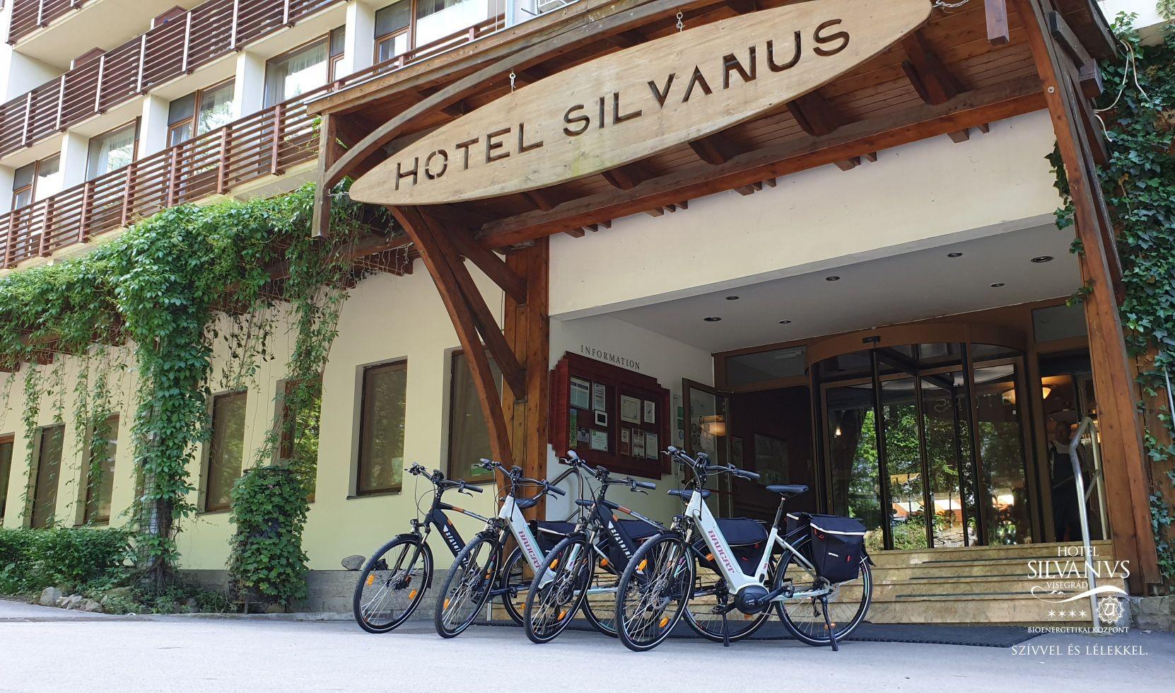 Alakul a Silvanus e-flotta - Megérkeztek az új e-bike-ok