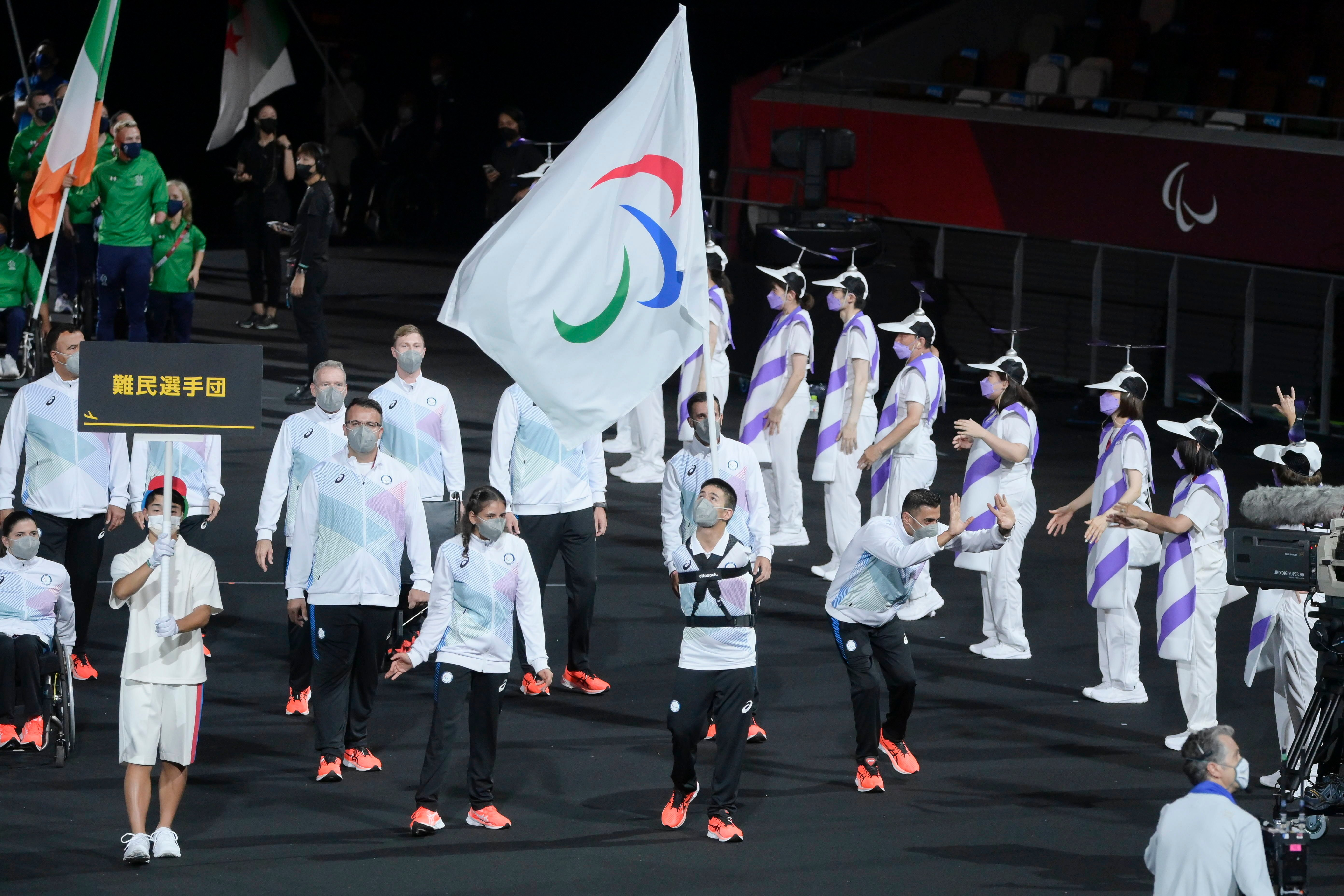 Paralimpia 2020 – Nyitóünnepség