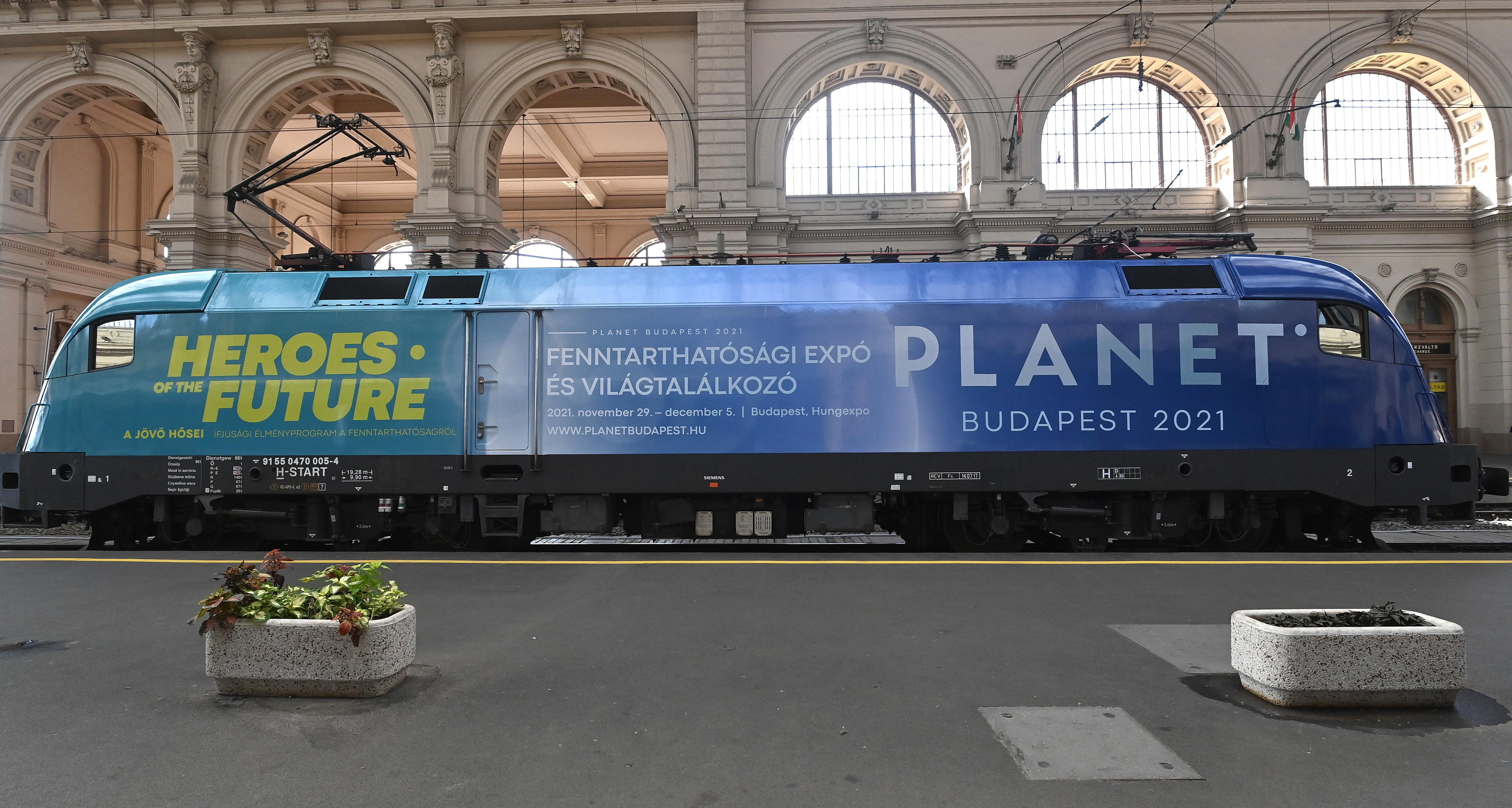 Budapesten rendezik Közép-Európa legnagobb fenntarthatósági rendezvényét