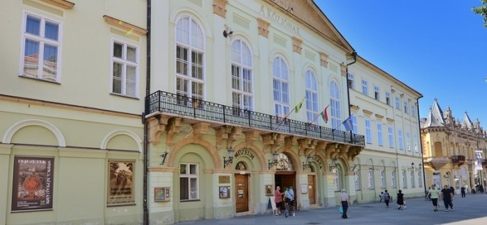 Új látogatóközpontot építtet a kaposvári múzeum