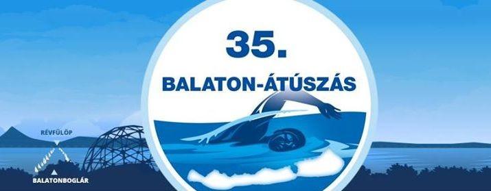 Tízezernél is több indulót várnak az idei Balaton-átúszásra