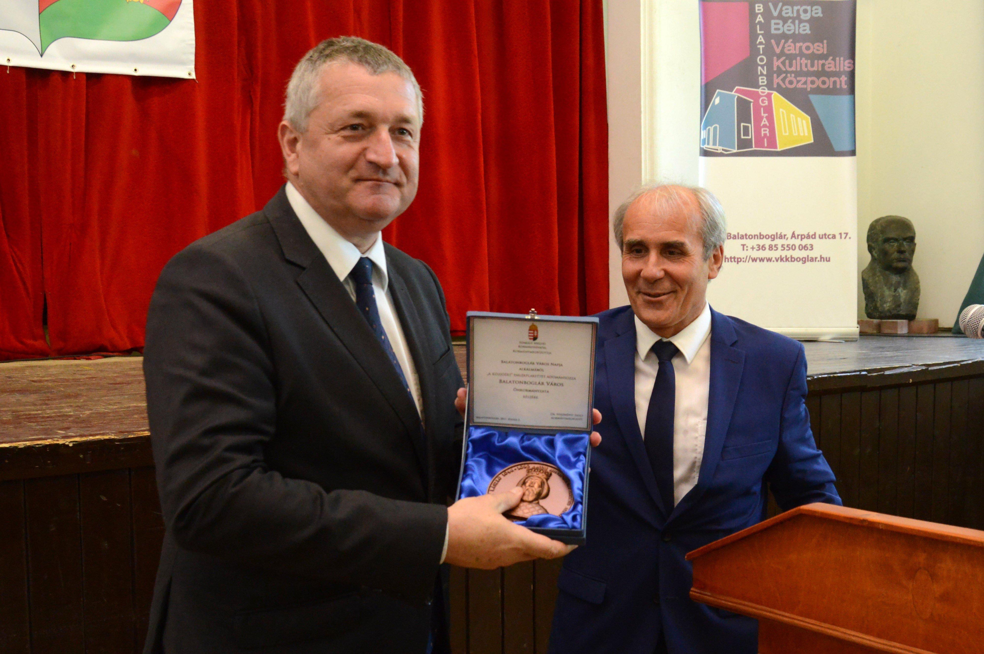Városnappal ünnepelt Balatonboglár