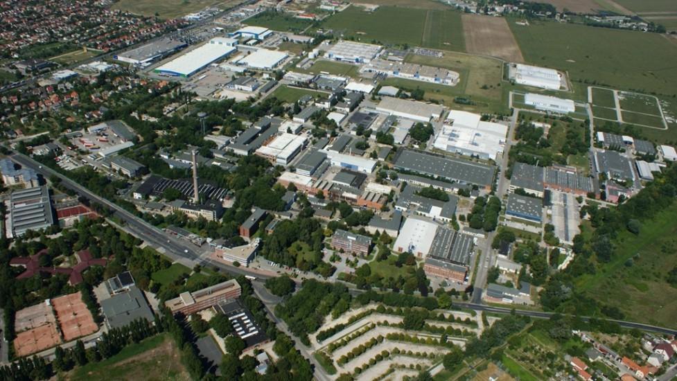Újabb iparterületek korszerűsítése kezdődik Kaposváron