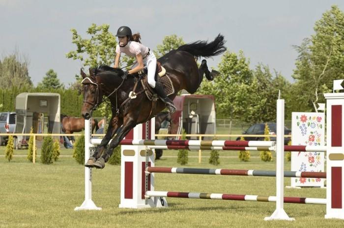 Póni lovas Európa-bajnokságnak ad otthont Kaposvár
