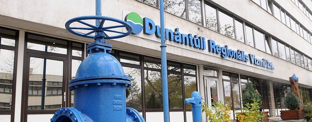 Kétmilliárdot spórolt a Dunántúli Regionális Vízmű