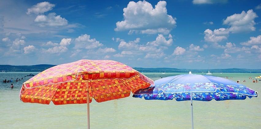 Szeptemberben is strandolhatunk a Balatonnál