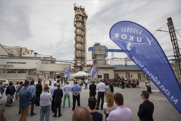 Elindult az idei cukorrépa-feldolgozási kampány Kaposváron