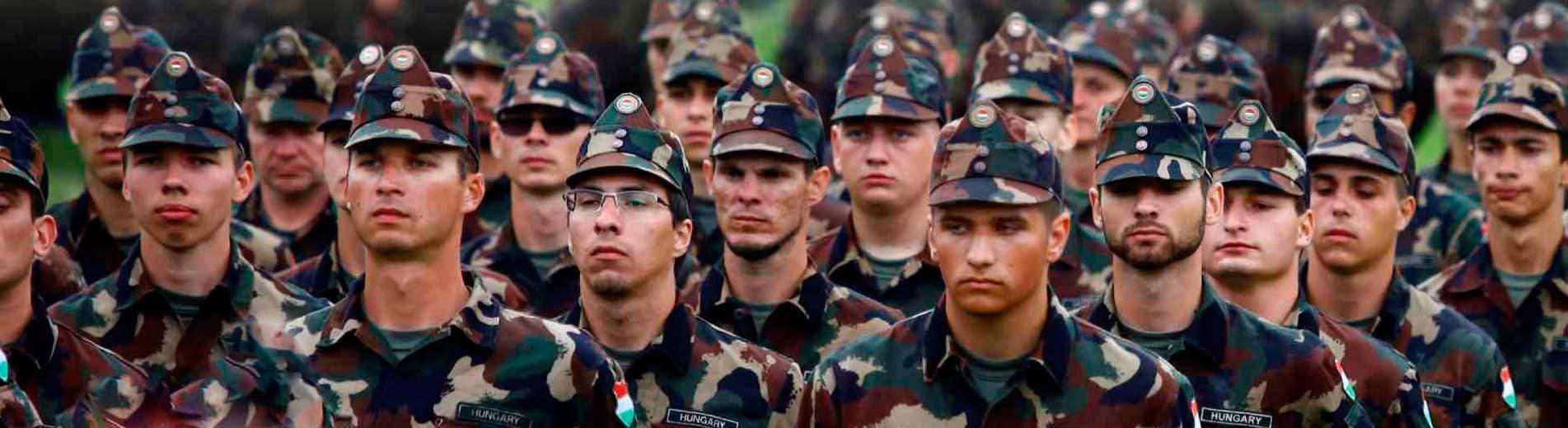 Honvédelmi Napot tartanak a Kaposvári Egyetem