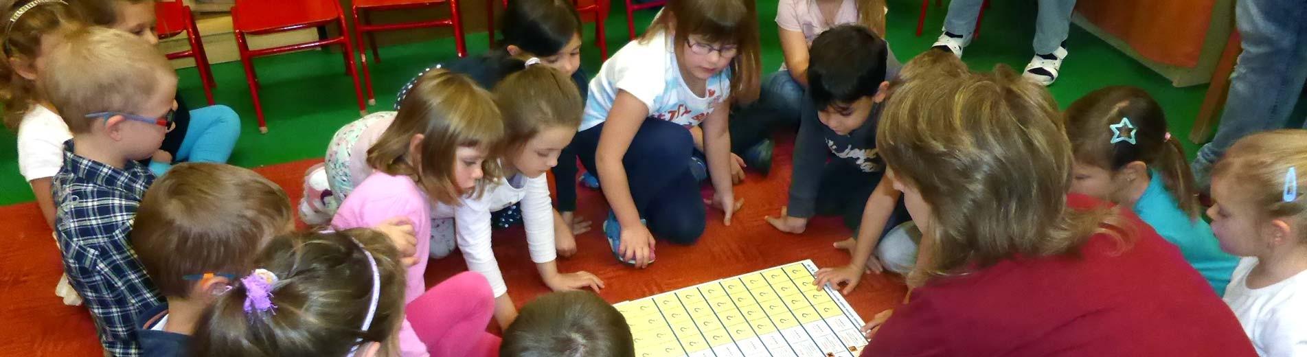 Játékosan tanítják a biztonságota Kaposvári Egyetem Gyakorló Óvodájában