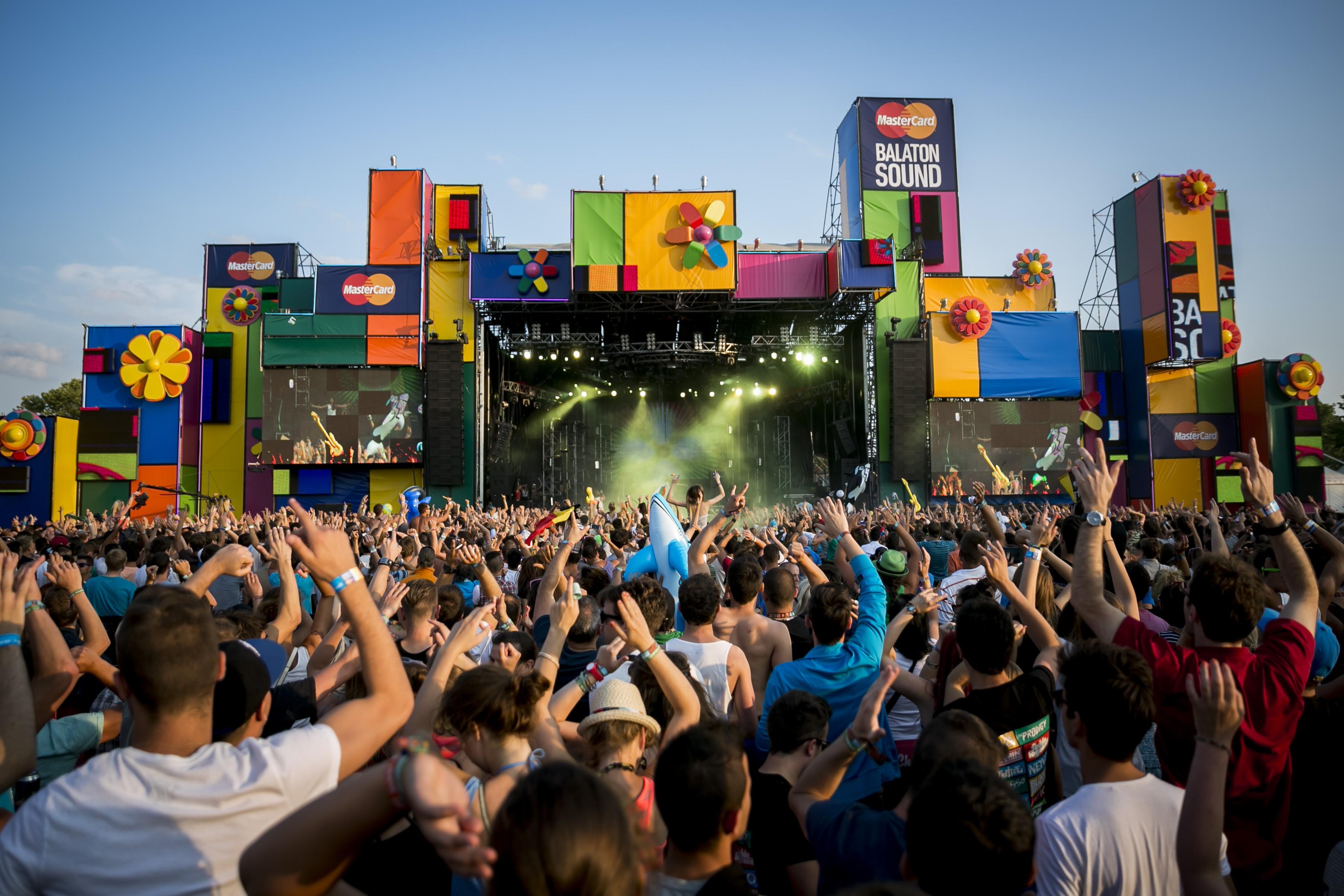 Balaton Sound - Chainsmokers és David Guetta újra lesz jövőre