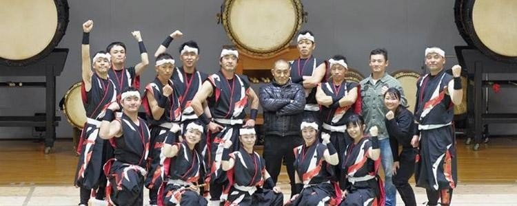Japán dobegyüttes ad jótékonysági koncertet Siófokon
