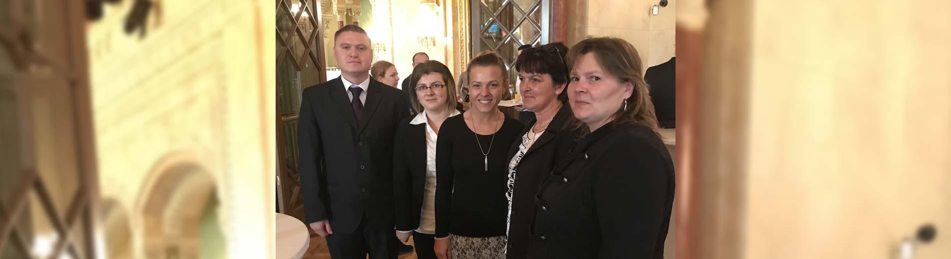 Klebelsberg-ösztöndíjban részesültek a Kaposvári Egyetem gyógypedagógus hallgatói