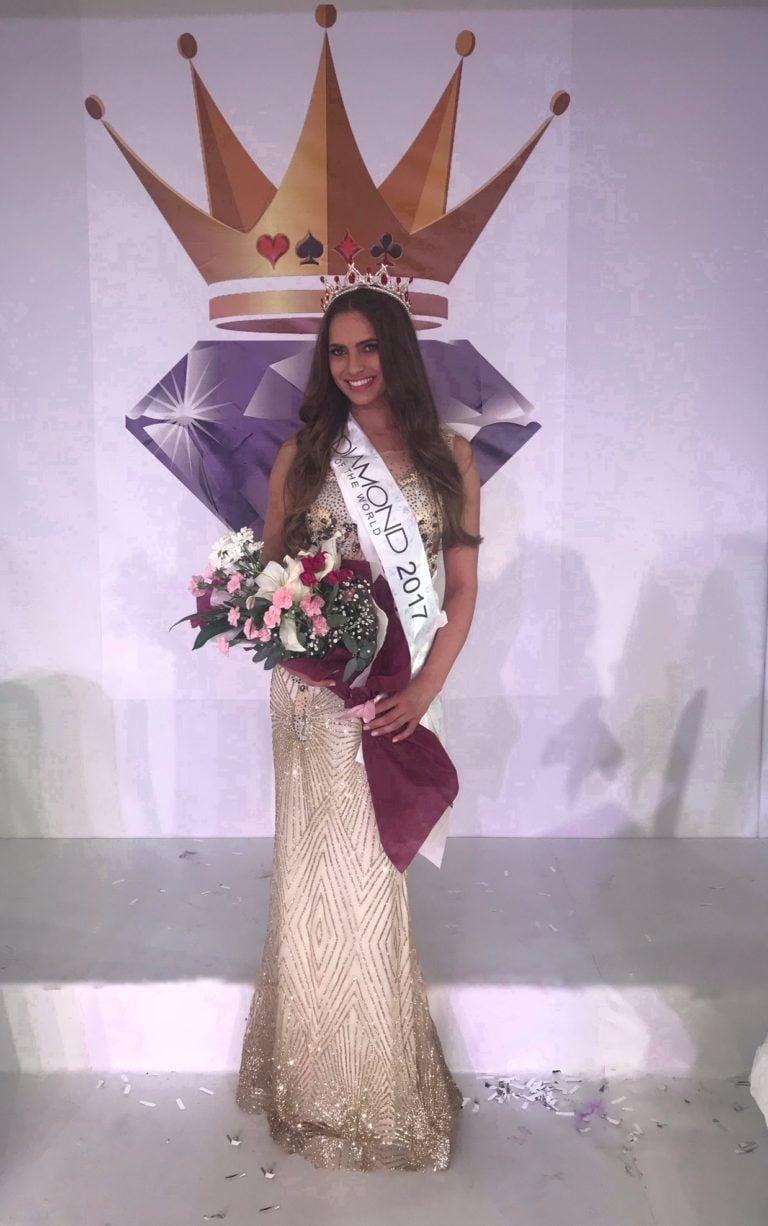 Nemzetközi szépségversenyt nyert a Miss Balaton királynője