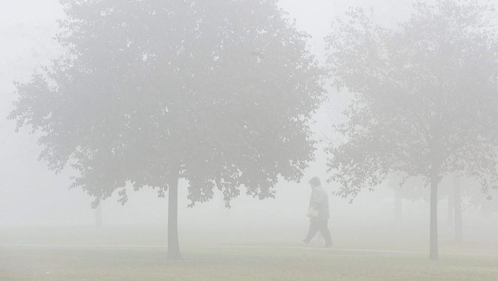 Az ország nagy részén tartós ködre figyelmeztet a meteorológiai szolgálat