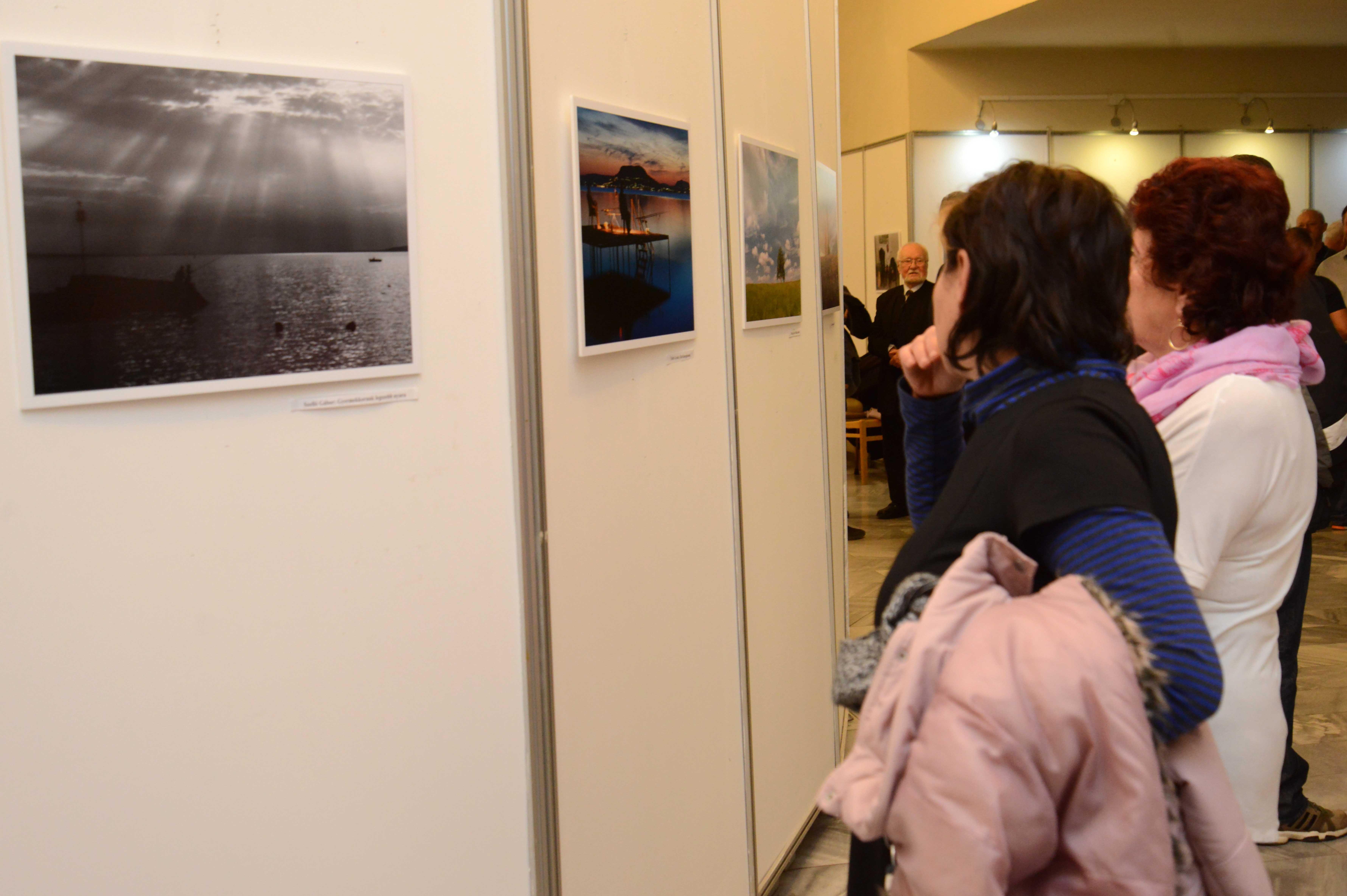 Kiállításmegnyitó a Somogy Megyei Kormányhivatal Galériában