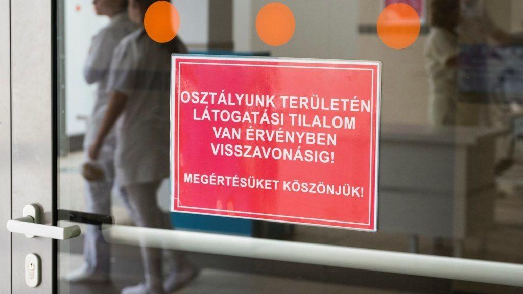 Influenza - Részleges látogatási tilalom van a Somogy megyei kórházban