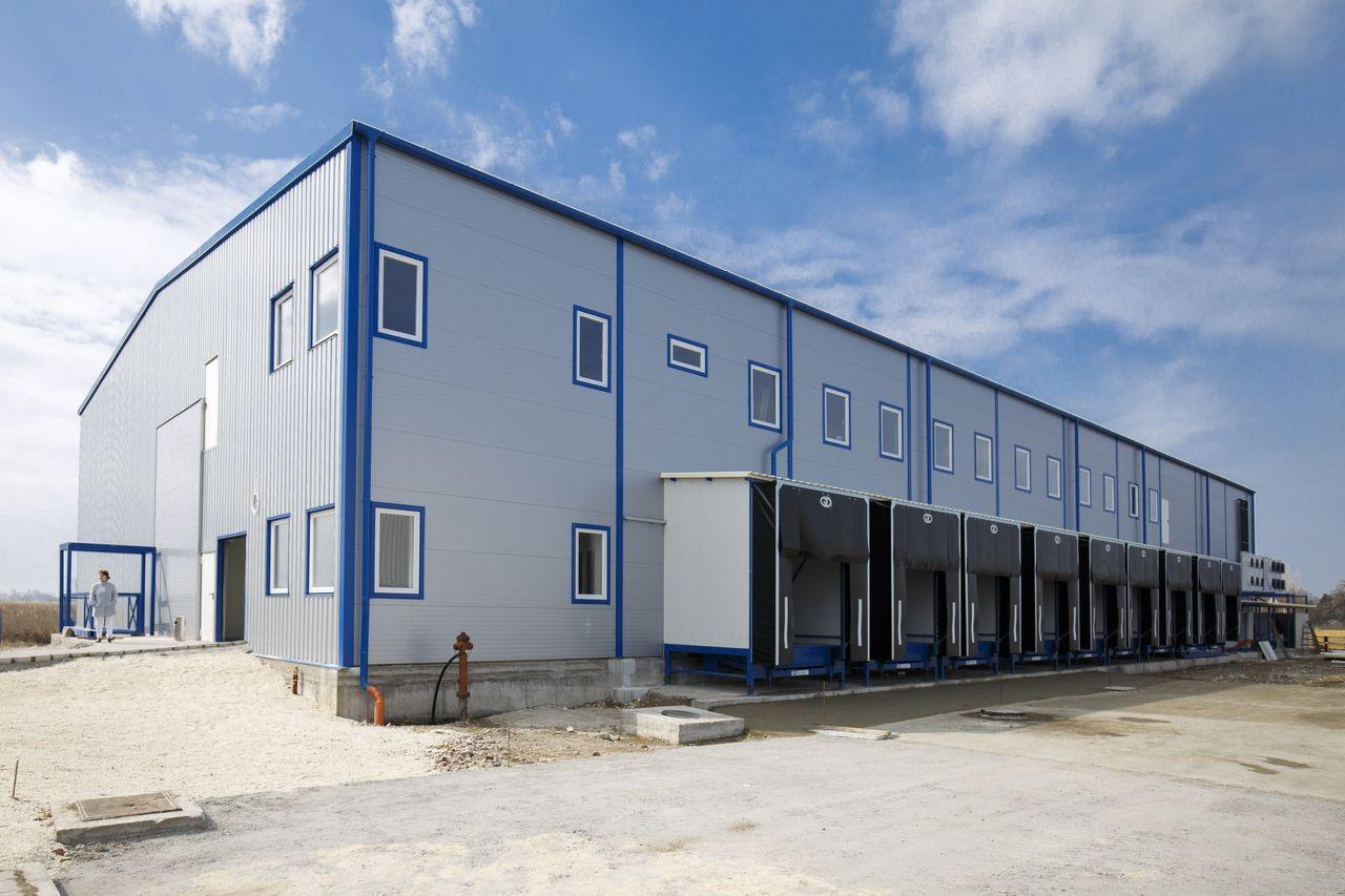 Halker Kft.: új logisztikai bázis és élelmiszer-laboratórium Balatonbogláron