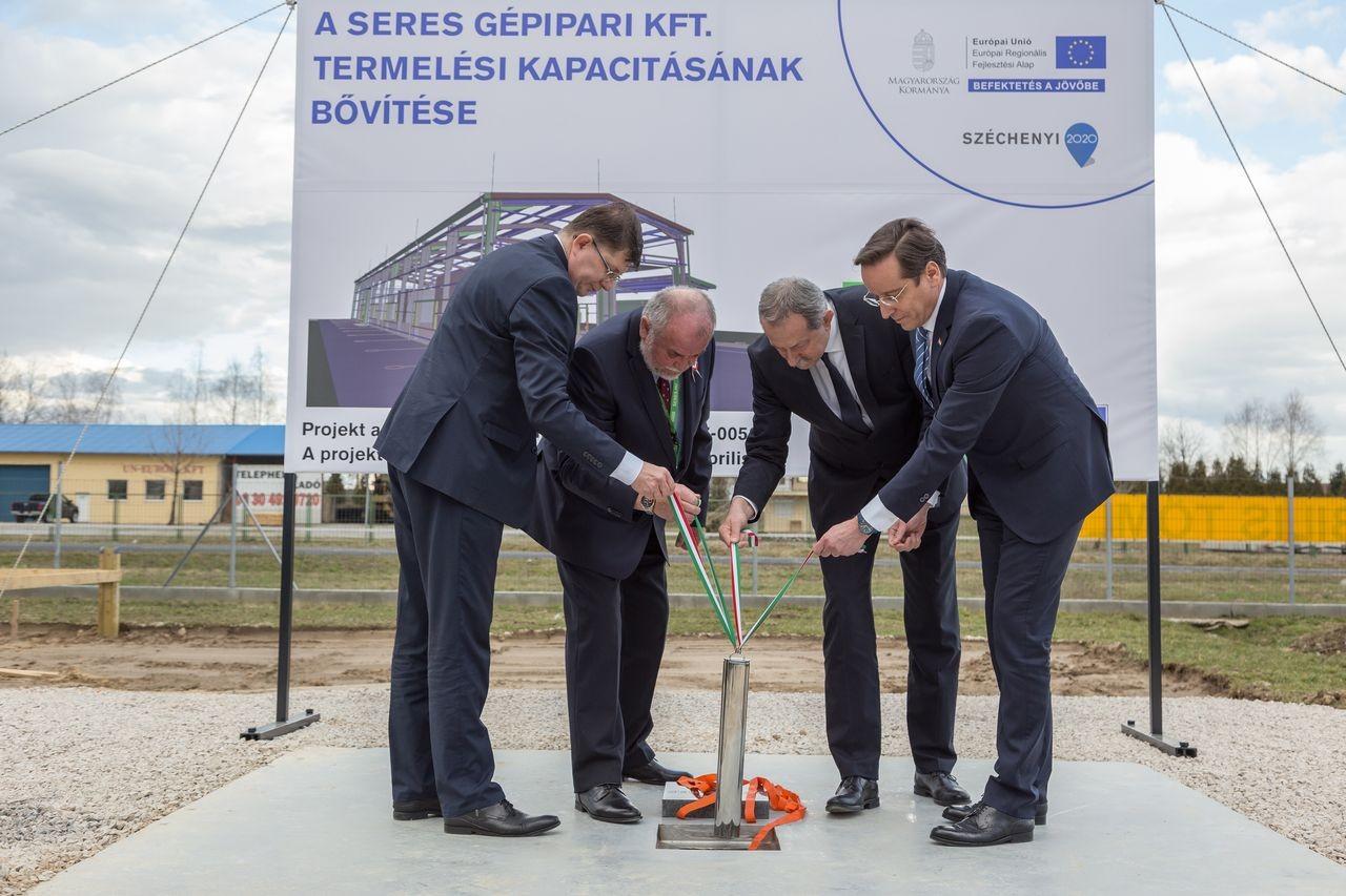 Magyar családi vállalkozás fejleszti járműipari vállalkozását Barcson