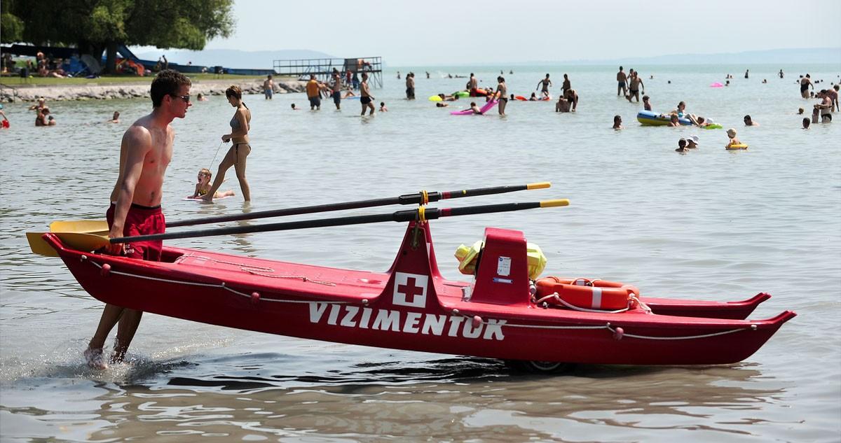 A Balaton messze az ország legbiztonságosabb természetes vize