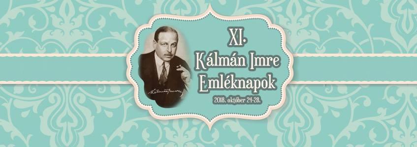 XI. Kálmán Imre Emléknapok - siófoki születésű zeneszerzők operái csendülnek fel öt napon keresztül