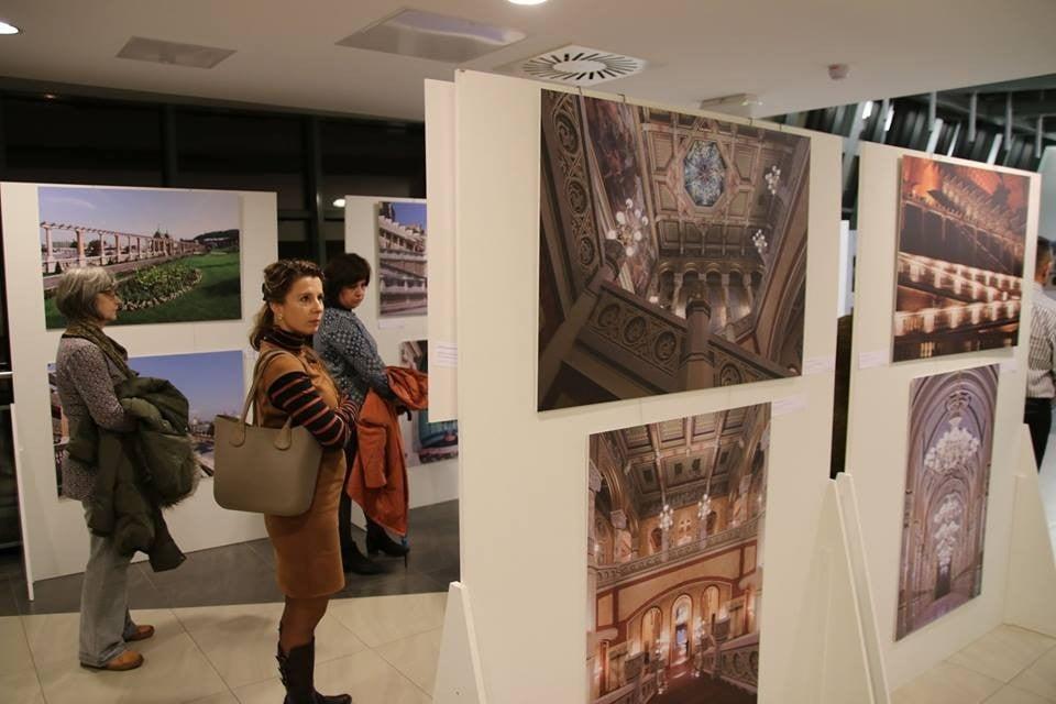 Magyarország Kincsei – Épített Örökségünk címmel nyílt kiállítás Kaposváron