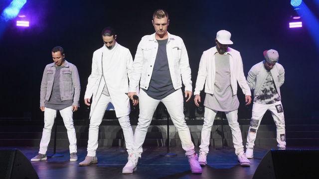 Újra nálunk koncertezik a Backstreet Boys