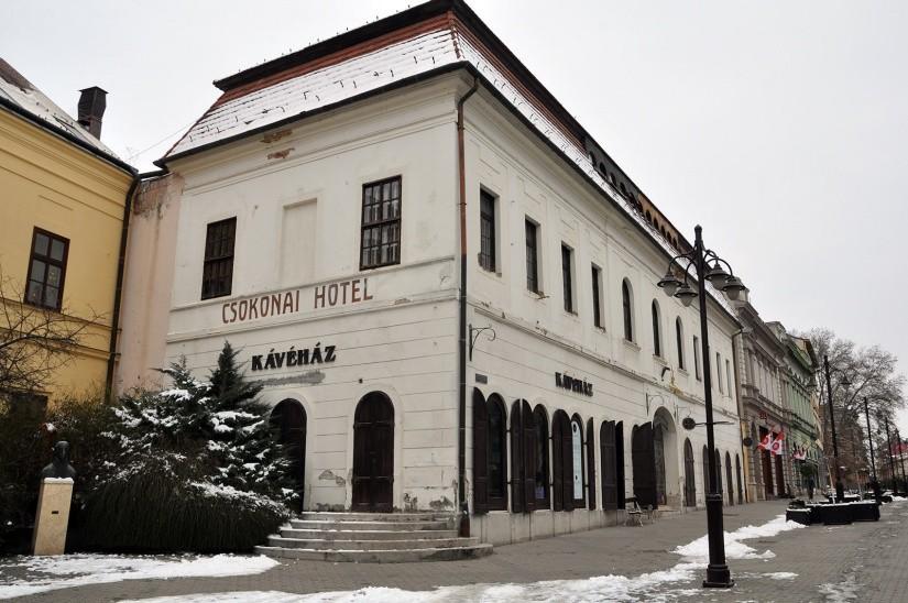 Látogatóközpont lesz a Csokonai fogadóból Kaposváron