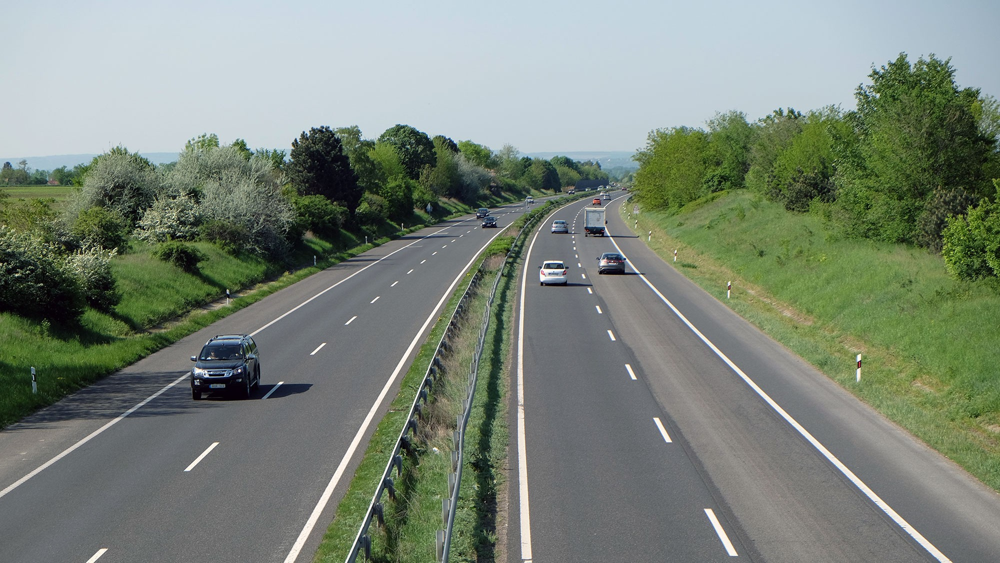 Összehangolt ellenőrzések az M7-es autópálya somogyi szakaszán