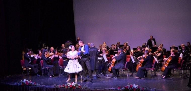 Újévi gálakoncerttel nyitotta meg a 2019-es évet a siófoki Kálmán Imre Kulturális Központ