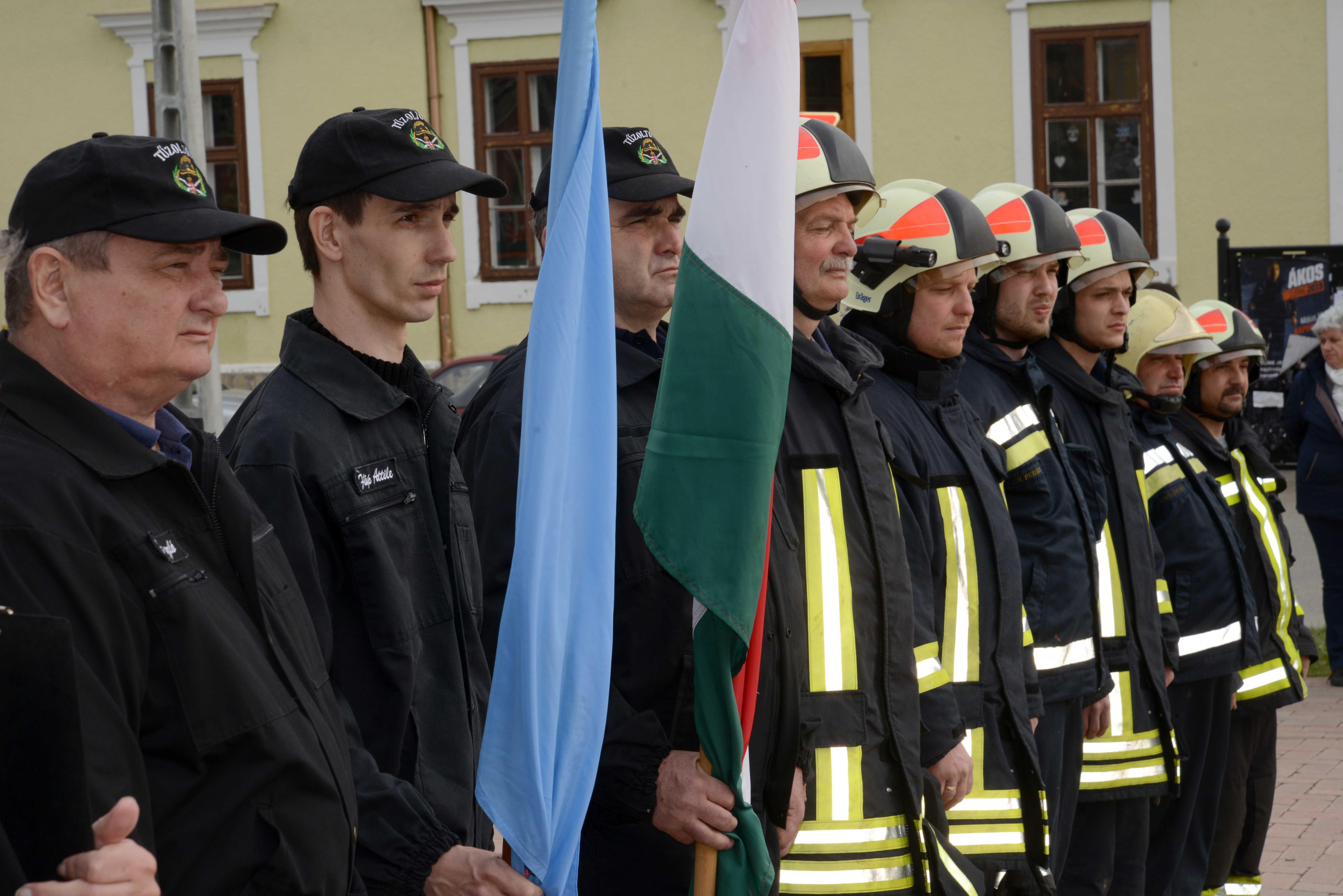 Mostantól önállóan is beavatkozhatnak az igali önkéntes tűzoltók