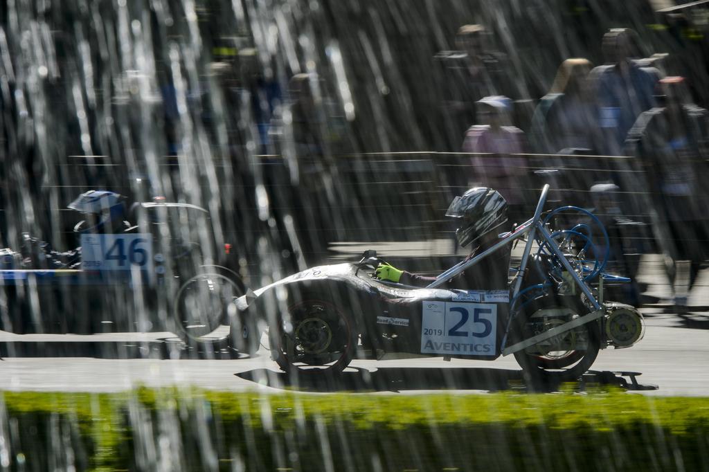 Világméretűvé bővülhet a sűrített levegővel hajtott járművek versenye Egerben