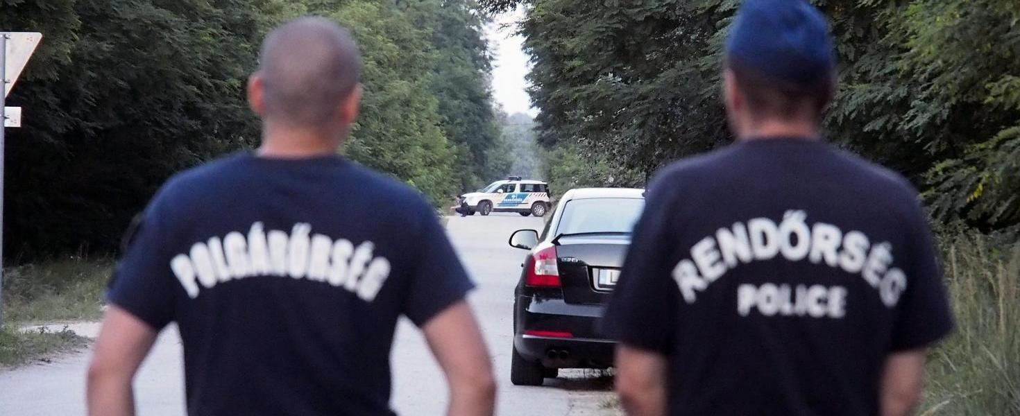 A polgárőröknek is köszönhető a bűncselekmények számának csökkenése
