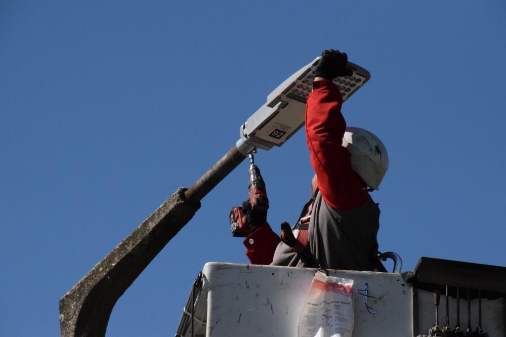 Költséghatékony megoldással újul meg a dombóvári közvilágítás