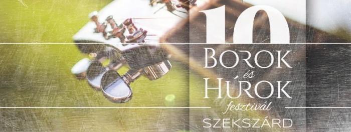 Ismét finom borok és kellemes dallamok találkoznak Szekszárdon