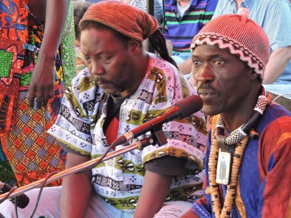 Afrikai táncosok lepték el Bátaszék utcáit