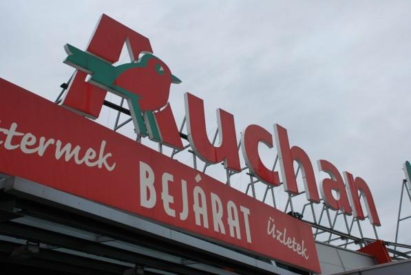 Szekszárdon nyitja meg új szupermarketjét az Auchan