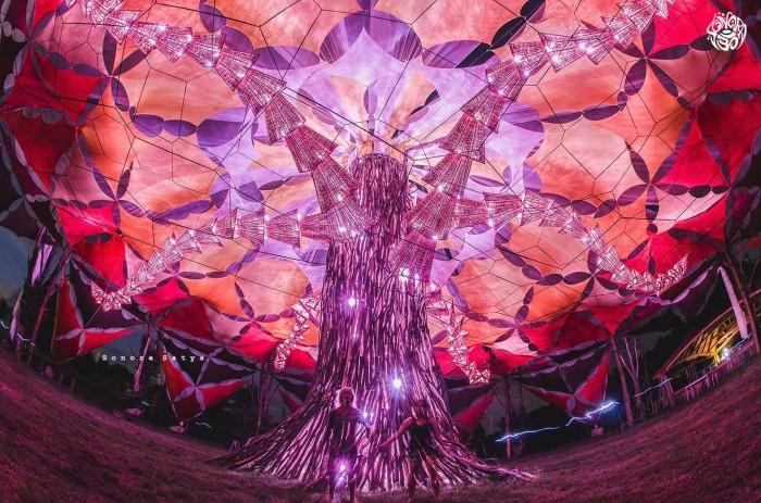 Már javában zajlik az Ozora Fesztivál
